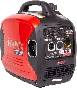 Honda Portable Gas Powered Generators