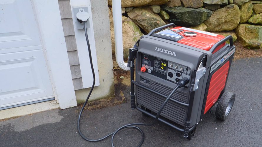 How To Connect Generator To House Without Transfer Switch